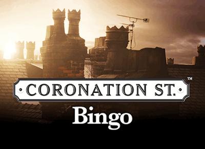 Coronation Street Bingo Logo