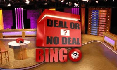 Deal or No Deal Bingo Logo