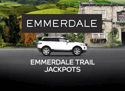 Emmerdale Bingo Logo